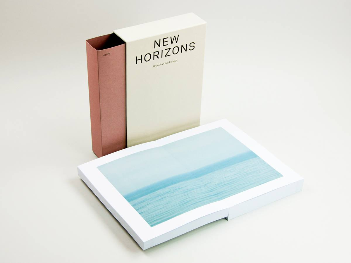 NEW HORIZONS - the book